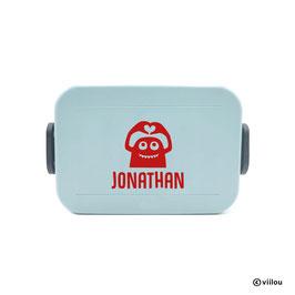 Kinder Lunchbox Sticker MONSTER LOVE