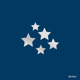 Reflektoren Patches Sterne