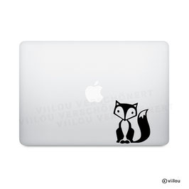 Laptop Sticker Fuchs