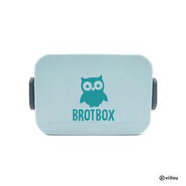 Kinder Lunchbox Sticker EULE