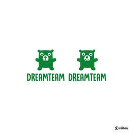 Patches Zwillinge: Bügelbilder Bär Dreamteam