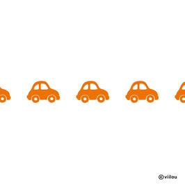 Wandsticker Bordüre Autos