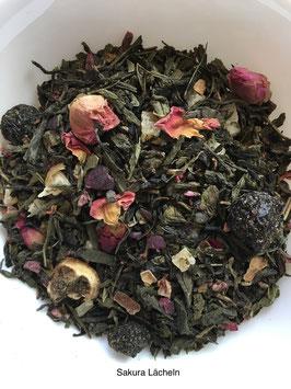 Sakura's Lächeln Grüner Tee/Weißer Tee