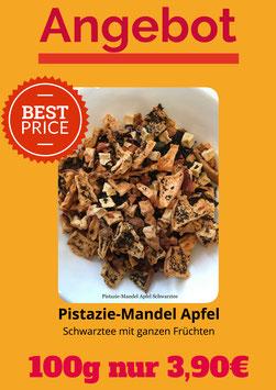 Pistazie-Mandel-Apfel