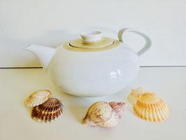 Hutschenreuther Teekanne mit Goldrand
