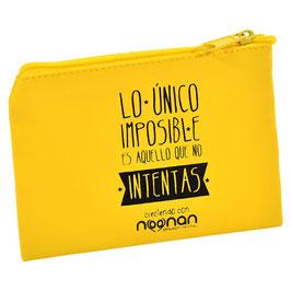 Monedero Noonan amarillo