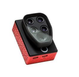 Parrot Sequoia Multispektralsensor Kamera (Vorführmodell)