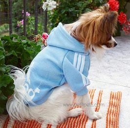 Sudadera Adidog para perros pequeños