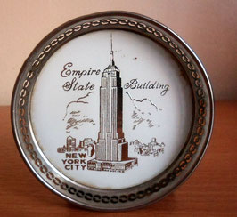 SOUS VERRES EMPIRE STATE BUILDING NEW YORK CITY