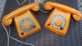 TELEPHONES ORANGE 1979 RSO  ATEST Z 77513 ARTICLE 029