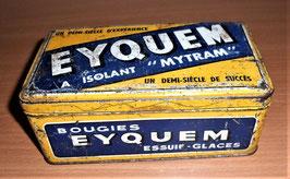 BOITE EYQUEM POUR 12 BOUGIES
