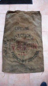 SAC DE JUTE CAPITAINE
