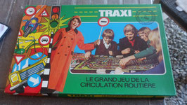 TRAXI LE GRAND JEU DE LA CIRCULATION ROUTIERE 1974