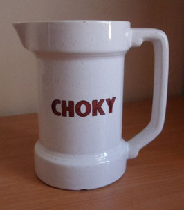 CHOKY CRUCHE A CHOCOLAT CHAUD