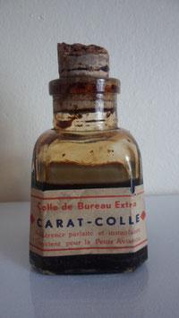 CARAT BOUTEILLE DE COLLE DE BUREAU POUR PETITE AVIATION