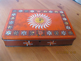 COFFRET ORANGE MADE IN BELGIUM