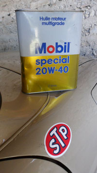 BIDON MOBIL SPECIAL 2 LITRES