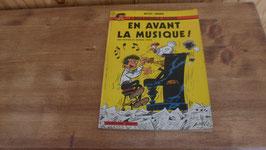 """L'INDESIRABLE DESIRE """"EN AVANT LA MUSIQUE """"  EDITIONS DU LOMBARD BRUXELLES.COLLECTION VEDETTE"""