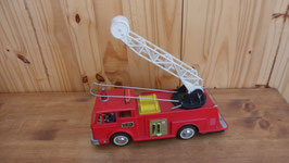CAMION DE POMPIERS TOMY LINE .MADE IN JAPAN. 30 CM