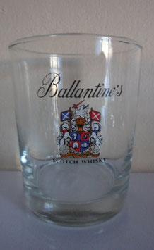 LOT DE 5 VERRES BALLANTINE'S SCOTCHWHISKY