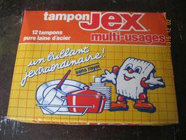 BOITE DE TAMPONS JEX VIDE