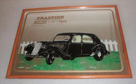MIROIR CITROEN TRACTION BERLINE 1955