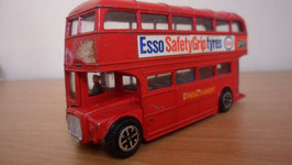 DINKY TOYS MECCANO LTD ROUTE MASTER BUS ESSO   N ° 289  MADE IN ENGLAND