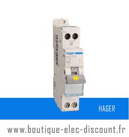 Disjoncteur Hager 32A Réf MFS732 SanVis