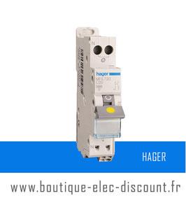 Disjoncteur Hager 20A Réf MFS720 SanVis