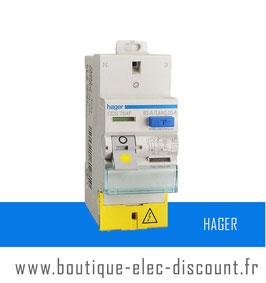 Interrupteur Différentiel Hager 63A 30mA AC SanVis Réf CDS764F
