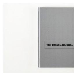 THE TRAVEL JOURNAL - Reisetagebuch (festgebunden)