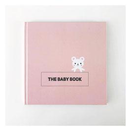 THE BABY BOOK - Erinnerungsalbum (rosa)