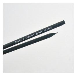 SCRAPPY PEN - Bleistift schwarz matt