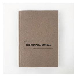 THE TRAVEL JOURNAL - Reisetagebuch (Taschenbuch)