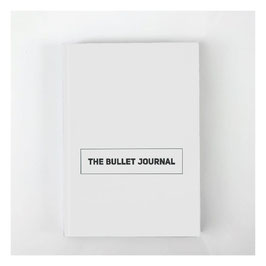 THE BULLET JOURNAL - Timer & Trackingtool [Limited White Edition]