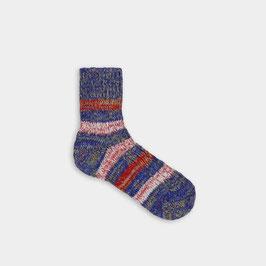 Socken Paris Blue, Grösse 36-39