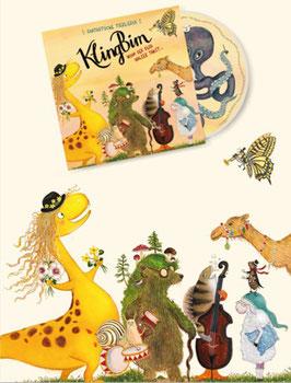 Fantastische Tierlieder - CD