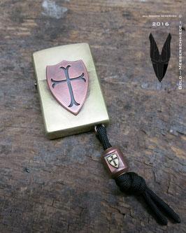 Brass Lighter Shield