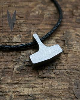 Small Hammer Pendant Titanium