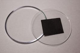 26. Заготовка акрилового магнита круглая 72 мм
