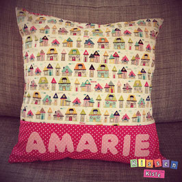 Namenskissen «Amarie»