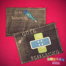 Postkarte «Gute Besserung»