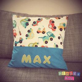 Namenskissen «Max»