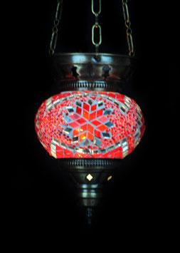 Mosaik Hängelampe NO. 2 mit Fassung