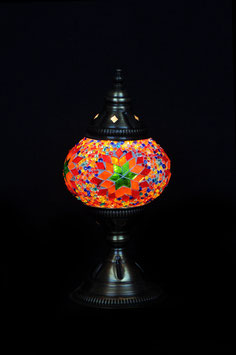 Mosaik Tischlampe NO. 1