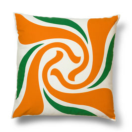 Soft Tiles® #9 throw pillow/coixí