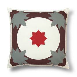 Soft Tiles® #6 throw pillow/coixí