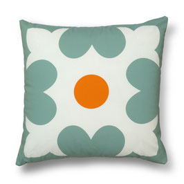 Soft Tiles® #7 throw pillow/coixí