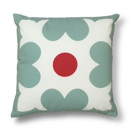 Soft Tiles® #1 throw pillow/coixí