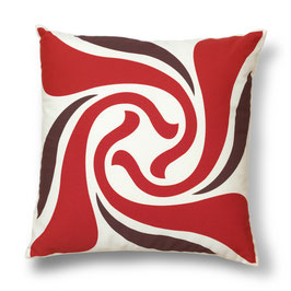 Soft Tiles® #3 throw pillow/coixí